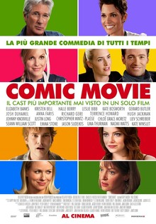 Comic Movie streaming ITA 2013