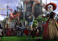 Alice in Wonderland, il 3D divide i fan