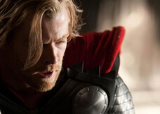 Thor, la prima foto di Chris Hemsworth