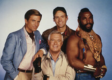 Serie da cinema: A-Team