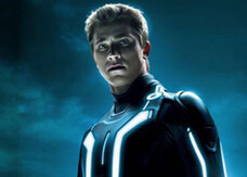 Tron Legacy, il character poster di Garrett Hedlund