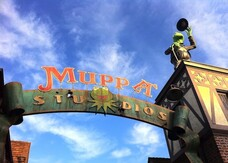 The Muppets, le prime foto dal set