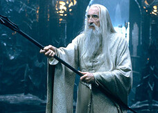 Lo Hobbit, Christopher Lee sarà ancora Saruman