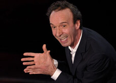 Woody Allen conferma Benigni nel film romano
