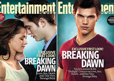 Breaking Dawn sulle cover di Entertainment Weekly