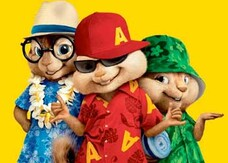 Alvin Superstar 3  Si salvi chi pu, cinque clip in italiano e una featurette sottotitolata