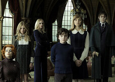 Dark Shadows, tante foto dal set di Tim Burton