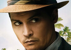 The Rum Diary, Johnny Depp nella nuova locandina