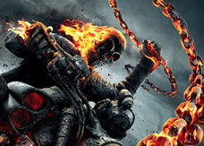 Ghost Rider: Spirit of Vengeance, un poster demoniaco