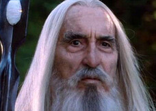 Lo Hobbit, Christopher Lee parla di Saruman