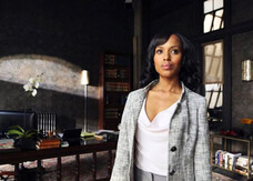 Nuovi serial USA: Scandal, ecco Kerry Washington, futura eroina per Tarantino