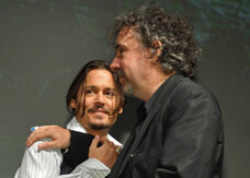 Tim Burton-Johnny Depp, Fratelli di sangue