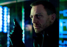 Skyfall, i video dell'inseguimento di James Bond