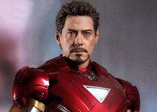 The Avengers, le foto dell'action figure di Iron Man