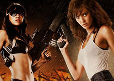 Machete Kills, Jessica Alba e Michelle Rodriguez in trattative