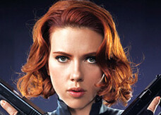 Iron Man 3, Scarlett Johansson conferma: Vedova Nera non ci sar