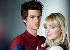 The Amazing Spider-Man, una romantica foto