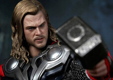 The Avengers, le foto dell'action figure di Thor