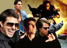 Classifica: le dieci follie di Tom Cruise