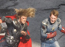 The Avengers e Hunger Games frullati in un film parodia