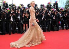 Cannes 2012, Naomi Watts e Sean Penn sul red carpet di Madagascar 3 e Reality