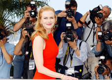 Cannes 2012, Nicole Kidman in rosso per il photocall di Paperboy