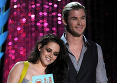 Mtv Movie Awards 2012: la photogallery dei vincitori