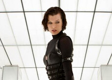 Resident Evil: Retribution, Milla Jovovich in due nuove foto