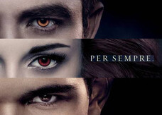 Breaking Dawn – Parte 2, i teaser poster italiani con Bella, Edward e Jacob