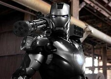Iron Man 3, rivelazioni su Iron Patriot