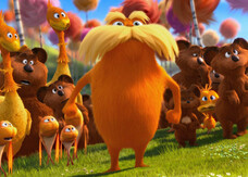 Da Lorax a Marilyn: vota i film del weekend