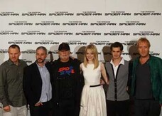 The Amazing Spider-Man, incontro con i protagonisti
