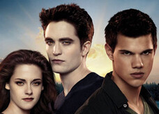 Breaking Dawn &#8211; Parte 2, Bella, Edward e Jacob sulla cover del calendario