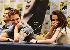 Comic-Con 2012: guarda tutta la conferenza stampa di Breaking Dawn – Parte 2