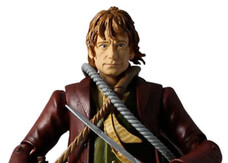 Comic-Con 2012: le action figure de Lo Hobbit