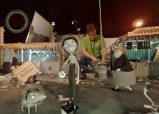 Frankenweenie, una visita a 360 sul set di Tim Burton