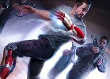 Iron Man 3, il primo concept art con Robert Downey Jr.
