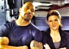 Fast and Furious 6, nuova immagine dal set con Dwayne Johnson