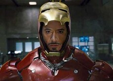 Iron Man 3, Robert Downey Jr. ferito sul set