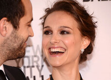 Natalie Portman si  sposata in gran segreto. Guarda le foto!