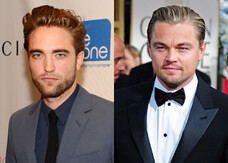 Leonardo DiCaprio offre a Robert Pattinson una spalla su cui piangere