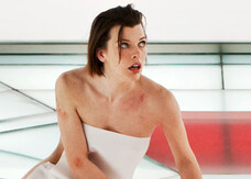 Resident Evil: Retribution, Alice contro i boia in due spot tv