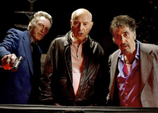 Stand Up Guys, il trailer del divertente gangster movie con Al Pacino e Christopher Walken