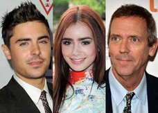 Tiff 2012, Zac Efron, Lilly Collins e il Dr. House sul red carpet