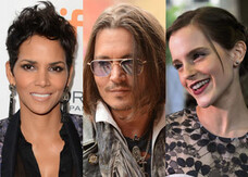 Tiff 2012, Emma Watson, Johnny Depp e Halle Berry sul red carpet