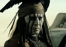 The Lone Ranger, lo spot italiano del Superbowl 2013