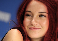 Niente Mary Jane Watson: Shailene Woodley non sarà in The Amazing Spider-Man 2