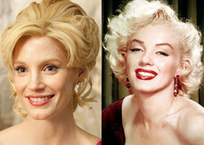 Blonde, Jessica Chastain in trattative per interpretare Marilyn Monroe nel film di Andrew Dominick
