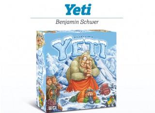 Yeti, il boardgame che svela il mistero dell'Uomo delle Nevi