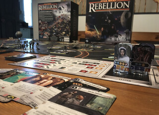 Rebellion: il board game strategico di Star Wars che vi farà rivivere la prima trilogia